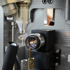 MD3 X-ray microdiffractometer - down configuration