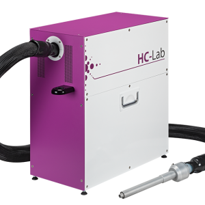 Hc-Lab Humidity Controller: side view