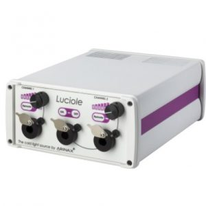 Luciole Cold Light Source - 3/4 view