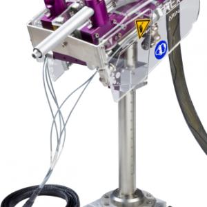 REX Rapid Nozzle Exchanger with Hc-Lab Humidity Nozzle