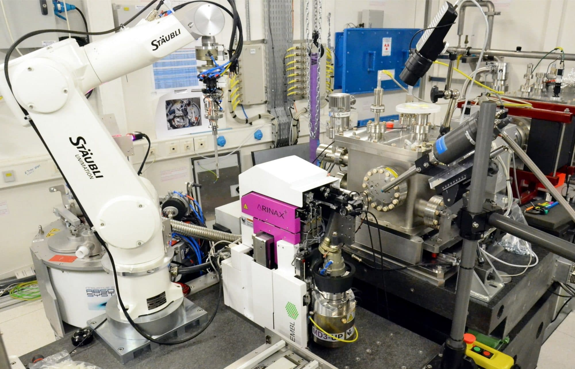 ESRF MX beamline ID23-EH2: Gearing up for Serial Crystallography