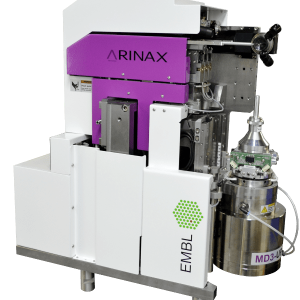 MD3-UP micro diffractometer - serial MX crystallography - Arinax